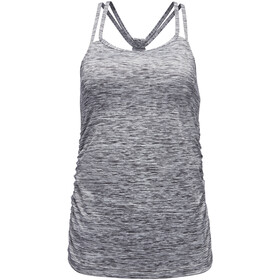 Black Diamond Six Shooter Tank Women, carbon